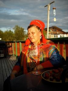 Forfattaren: Foto: Maia Hætta.