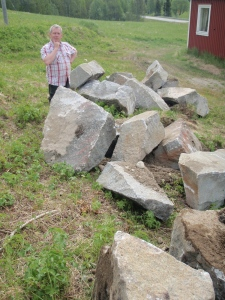 Pelle steinkunst